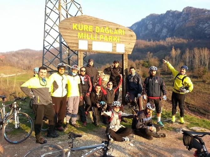 Pedallar Bahara Döndü
