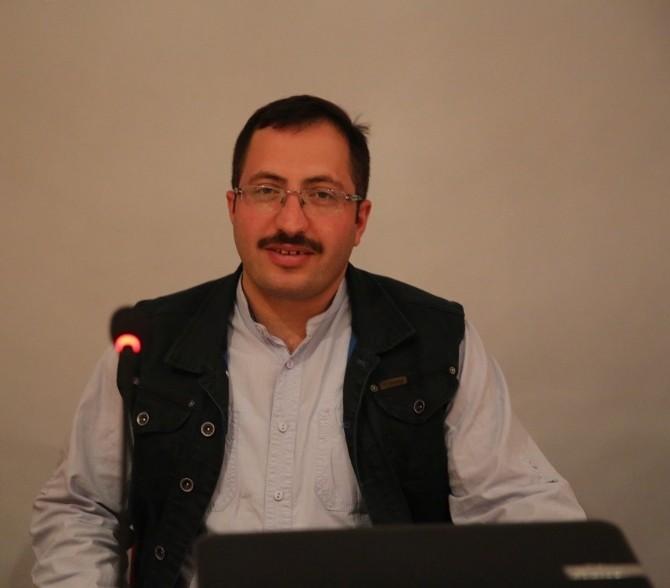 Bayburt Üniversitesi Personeline İş Sağlığı Ve Güvenliği Eğitimi