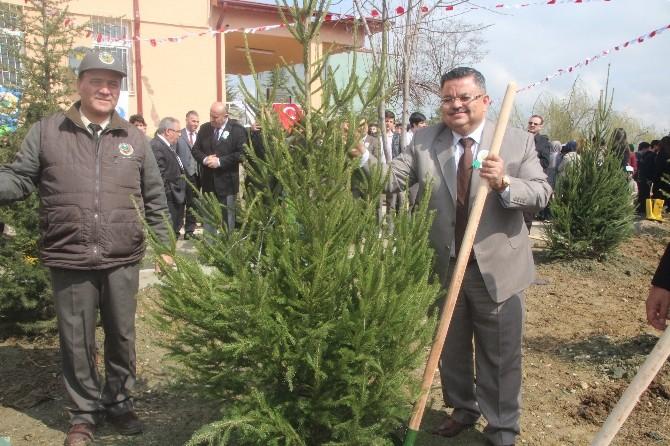 """""""21 Mart Dünya Ormancılık Günü Ve Orman Haftası"""" Kutlandı"""
