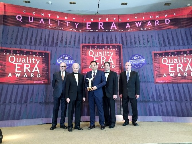 Bursagaz'a Busıness Inıtıatıves Dırectıons'tan Ödül