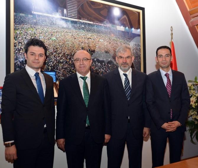 Clk Uludağ Elektrik'ten Bursaspor'a Destek