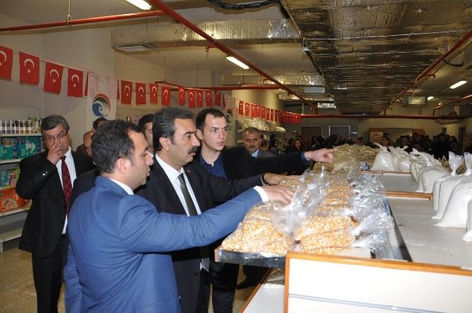 Çukurova'da Yoksullara Gıda Bankası
