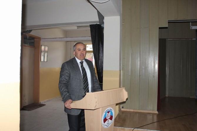 Kemah'ta Proje Tanıtımı Yapıldı