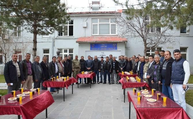 Geçici Köy Koruyucularının Özlük Hakları Anlatıldı