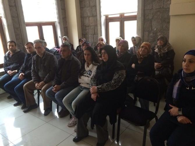 Nevşehir Belediyesi'nden Engelli Öğrenciler İle Velilerine Psikolojik Destek