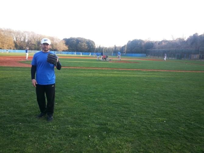 Ali Kale Beyzbol Seminerine Katıldı