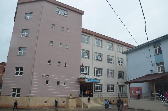 Atatürk İlkokulu Yeni Binasında