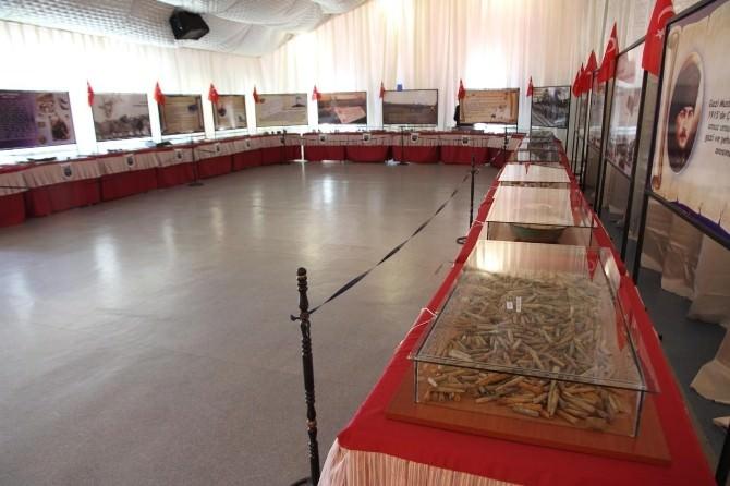 Gezici Çanakkale Müzesi Sergisi