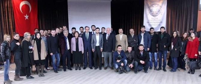 Başkan Altay, Üniversite Öğrencileriyle Buluştu