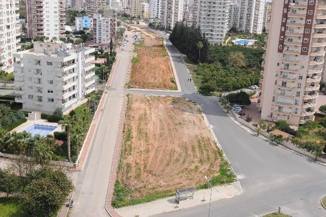 Yenişehir'de 9. Cadde Rekreasyon Alanı'nın Yapımına Başlandı