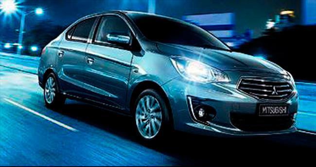 Mitsubishi'den 'Attrage' özel fiyat