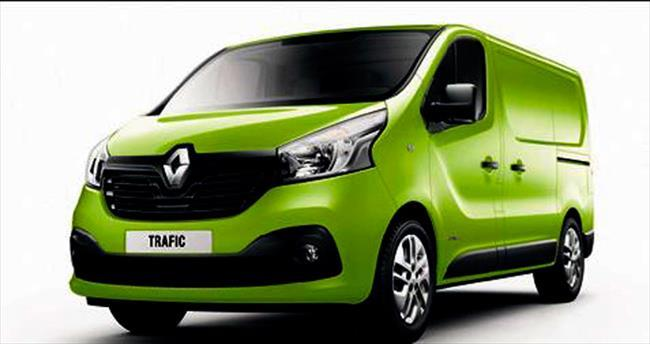 Renault Trafic yenilendi