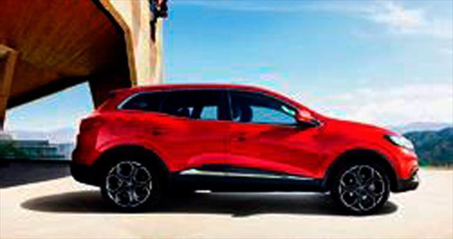 Renault'dan yeni crossover
