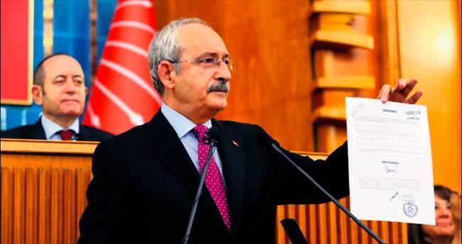 Kılıçdaroğlu'ndan noter tasdikli vaat