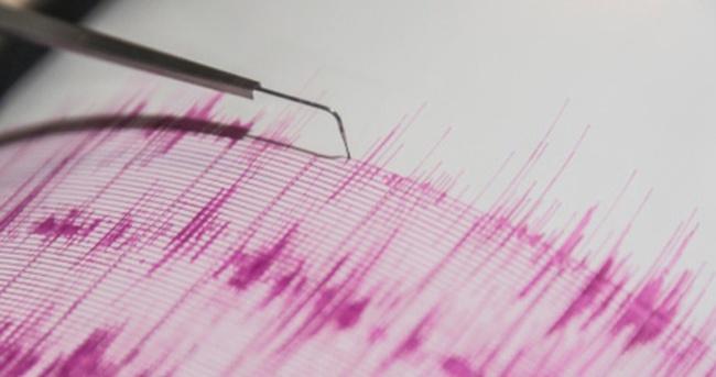 Muğla'da deprem! - Son depremler
