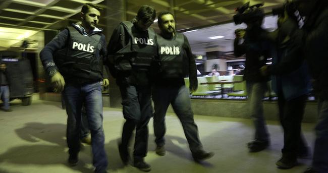 Van'da banka soygunu girişimi sona erdi