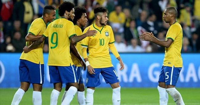 Fransa-Brezilya maçı saat kaçta, hangi kanalda?