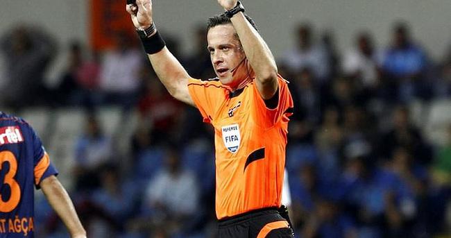 Halis Özkahya, Azerbaycan-Malta maçını yönetecek