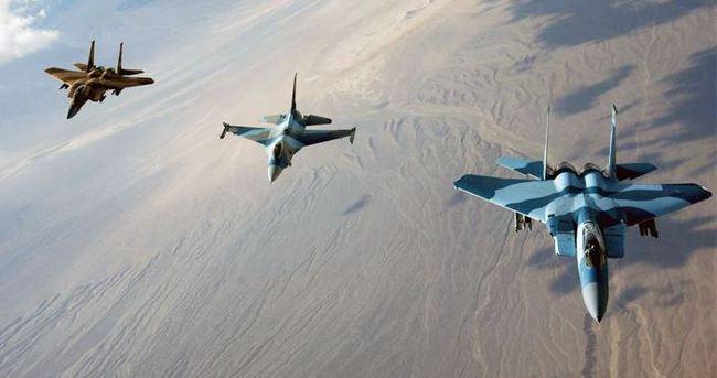 Pilotsuz F-16 geliyor