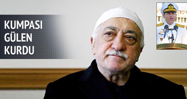 Ertürk: Kumpası kuran kişi Fethullah Gülen