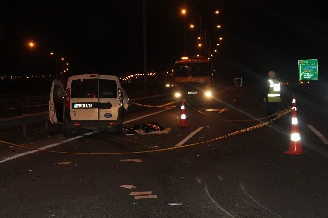 Başkent'te Feci Kaza: 1 Ölü, 1 Yaralı