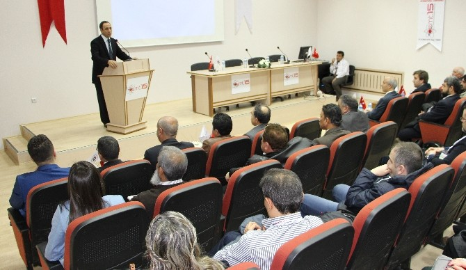 1. Uluslararası Organik Elektronik Malzeme Teknolojisi Konferansı