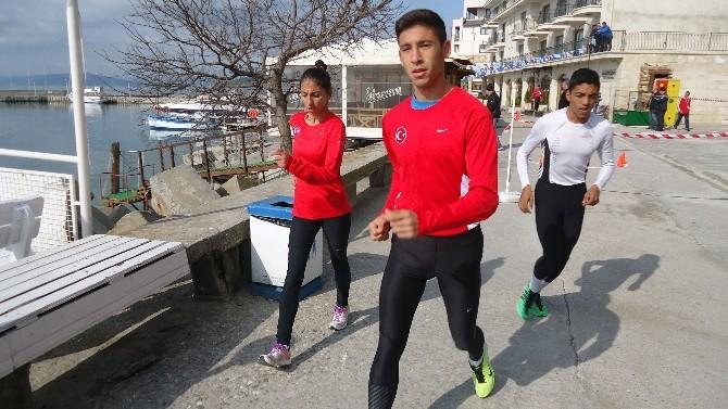Türkiye Yürüyüş Şampiyonası 28 Mart'ta Ayvalıkta Gerçekleşecek