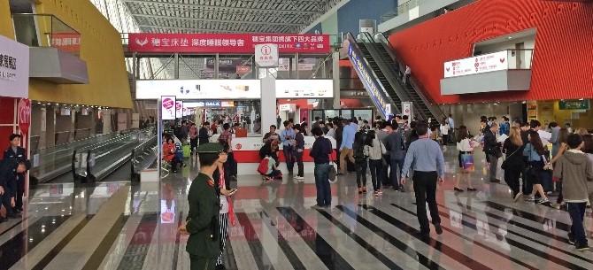 İnegöllü Mobilyacılar Çin'de