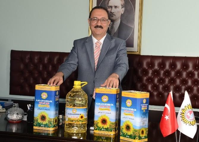 Karadenizbirlik Ayçiçek Yağına 'Helal Gıda Sertifikası' Alıyor