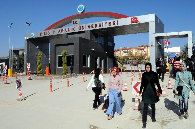 7 Aralık Üniversitesi Halkla Buluşuyor