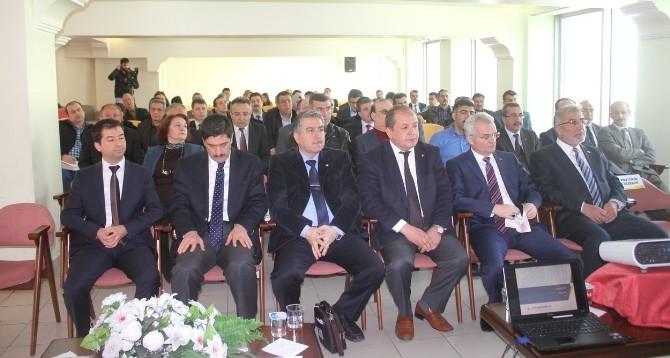 Kuzka Açılış Toplantısı Yapıldı