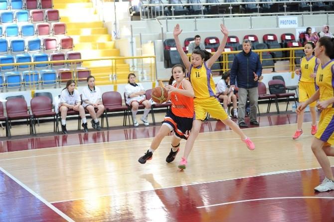 Okul Sporları Basketbol Grup Müsabakaları Başladı