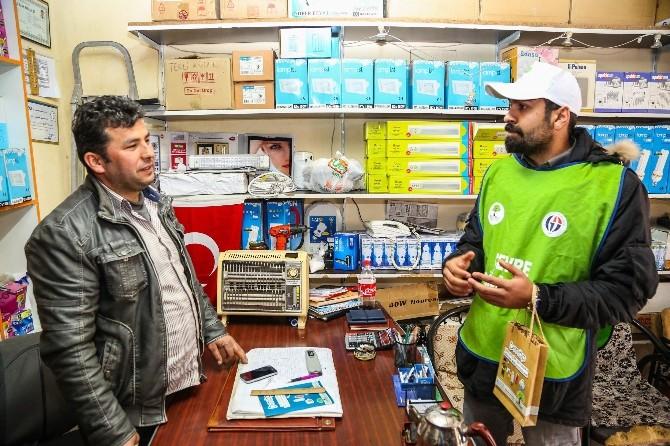 Şehitkamil'de Vatandaşlara Çevre Bilinci Aşılanıyor