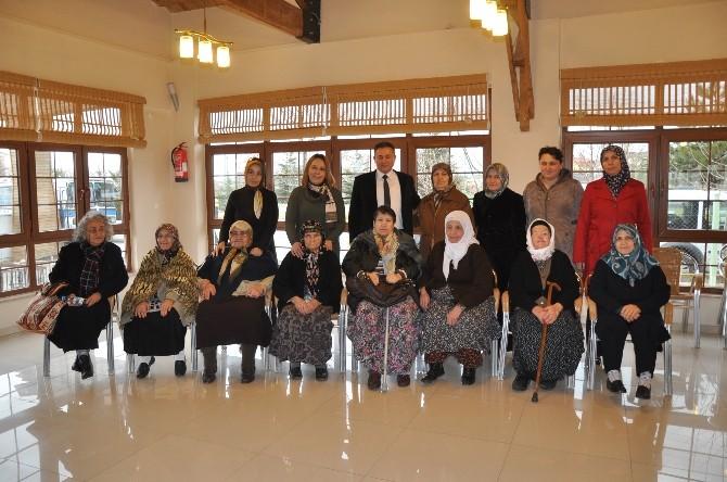 Uşak Belediyesi'den Yaşlılara Özel Program