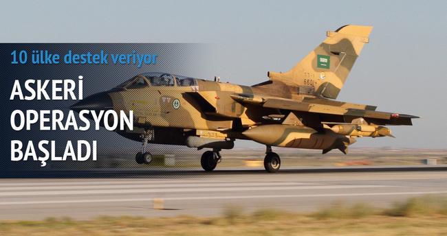 Yemen operasyonu