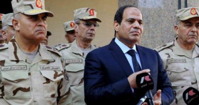 Mısır'dan açıklama: Destekliyoruz