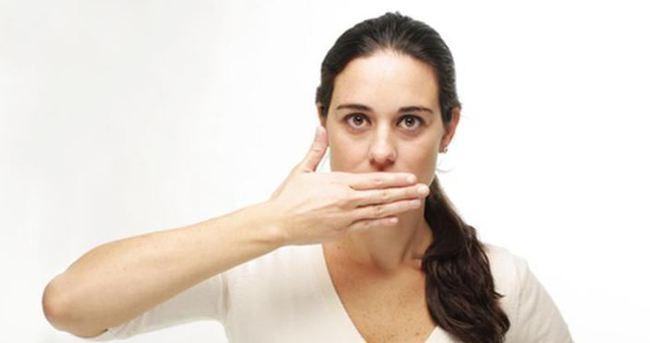 İşte ağız kokusunu önlemenin yolu