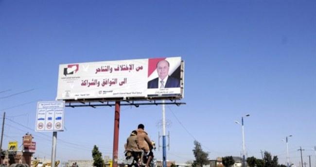 Cumhurbaşkanı Hadi'den ilk mesaj
