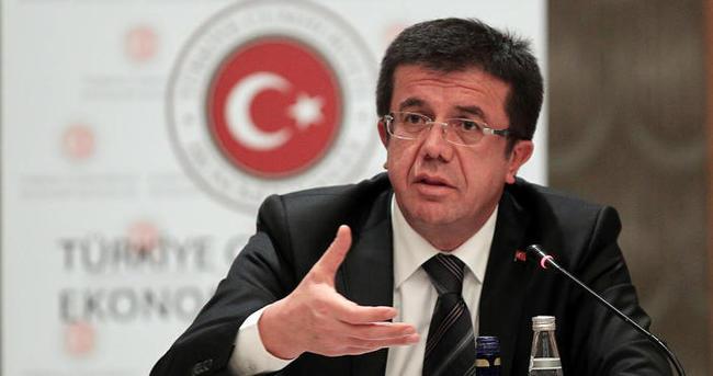 Bakan Zeybekçi ilk çeyrek büyüme tahmini açıkladı