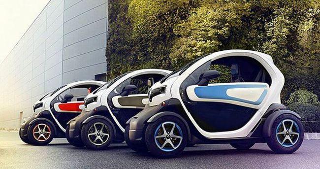 Fransa'da elektrikli otomobil için yaş sınırı 14