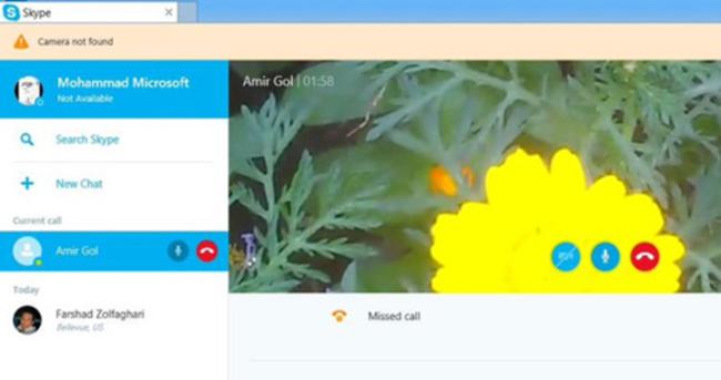 Skype, tarayıcıdan da kullanılacak