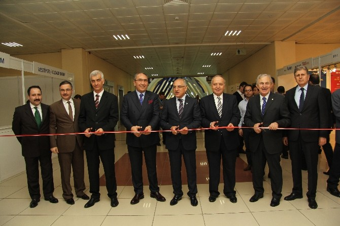 9. Uluslararası Boru, Tel Ve Rulo Fuarları Kapılarını Açtı