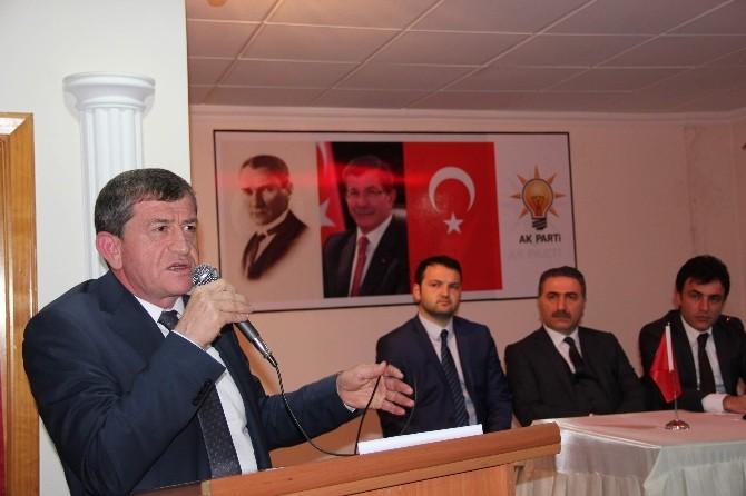 AK Parti Trabzon'da 49 Aday Adayı İle Değil 49 Aday İle Seçim Yarışına Hazırlanıyor