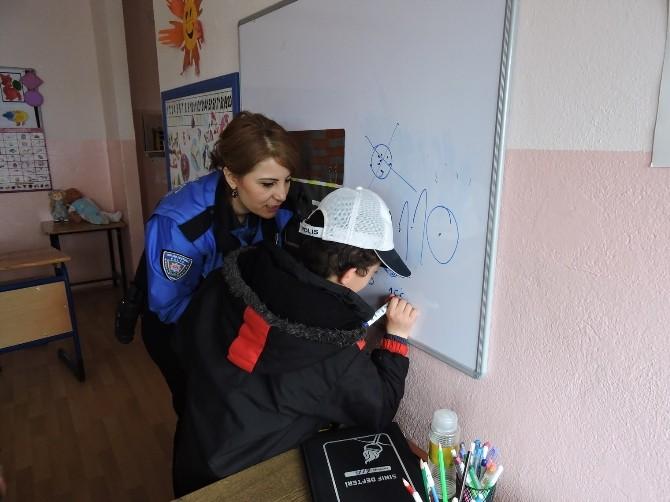 Öğrencilere Güvenlik Eğitimi
