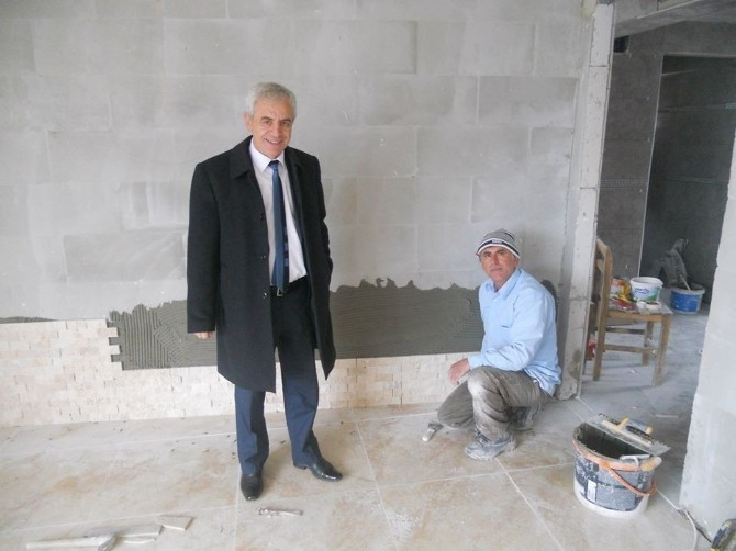 Beydağ Baraj Kır Restoran Yeni Yüzüyle Baharı Karşılayacak