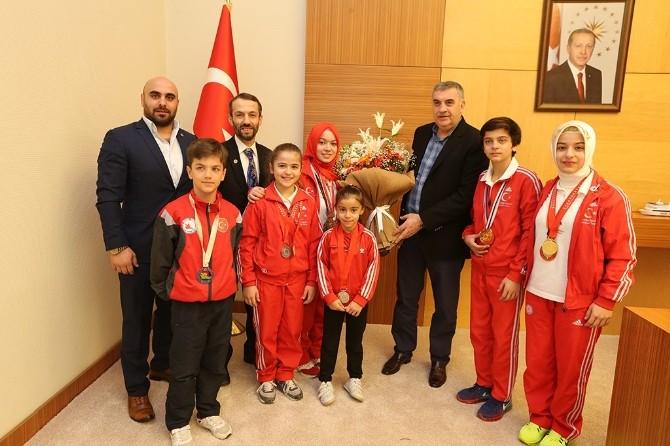 Büyükşehir'den Spor Kültürüne Katkı