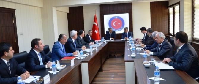Cumhurbaşkanlığı Ekonomi Başdanışmanı Ertem, Kilis'te
