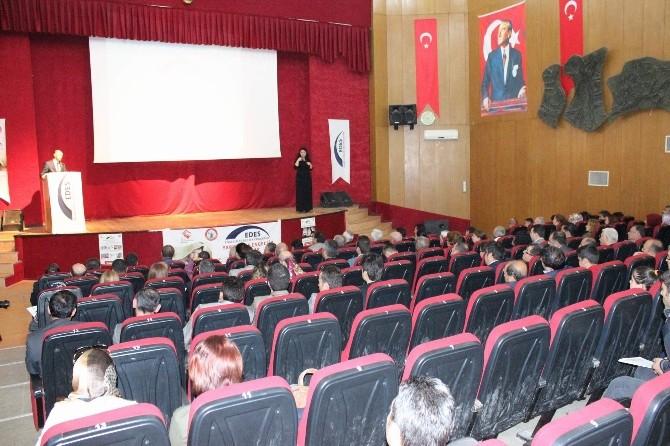 Edes Projesi Tanıtım Programı Düzenlendi