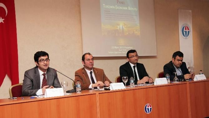 GAÜN'de Turizm Ve Ekonomik Boyutu Konuşuldu