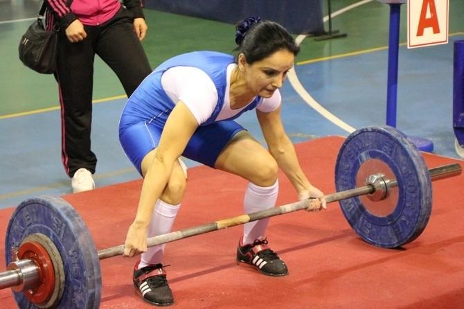 Görme Engelliler Halter Türkiye Şampiyonası Aksaray'da Başladı